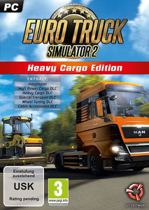 Verpackung von Euro Truck Simulator 2: Heavy Cargo Edition [PC]