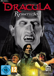 Verpackung von Dracula 1 - Resurrection [PC]