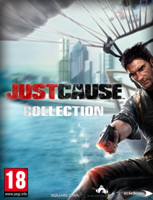 Packaging of Just Cause Collection [PC]