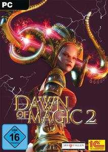 Verpackung von Dawn of Magic 2 - Englisch [PC]