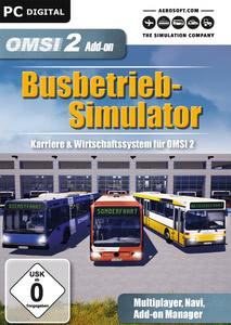 Verpackung von OMSI 2 Busbetrieb-Simulator [PC]