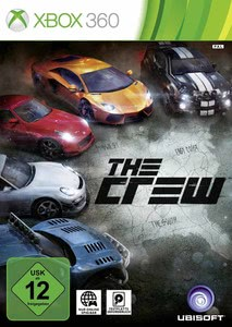 Verpackung von The Crew [Xbox 360]