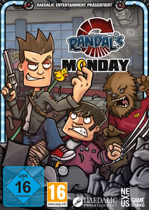 Verpackung von Randal's Monday [PC]