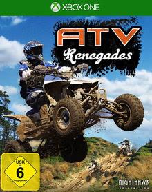 Verpackung von ATV Renegades [Xbox One]