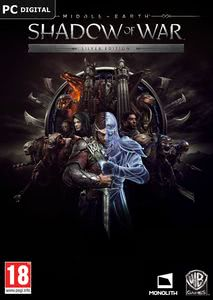 Emballage de Middle Earth: Shadow of War Silver Edition [PC]