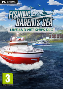 Packaging of Fishing: Barents Sea Line and Net Ships [PC]