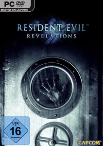 Verpackung von Resident Evil: Revelations [PC]
