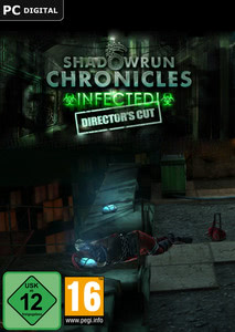 Packaging of Shadowrun Chronicles Infected - Director's Cut [PC]