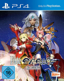 Verpackung von Fate/EXTELLA: The Umbral Star [PS4]