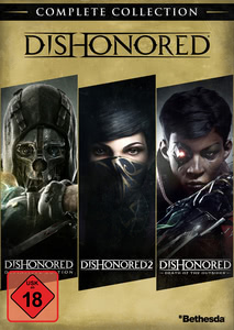 Verpackung von Dishonored Complete Collection [PC]