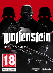 Packaging of Wolfenstein: The New Order [PC]