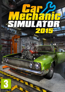 Packaging of Car Mechanic Simulator 2015 [PC]