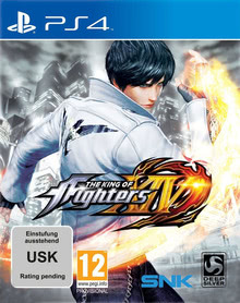 Verpackung von The King of Fighters XIV D1 Edition [PS4]