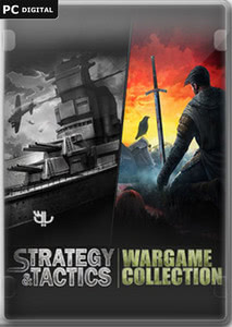 Packaging of Strategy & Tactics: The Wargame Collection [PC]