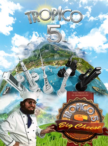 Packaging of Tropico 5 The Big Cheese [PC]