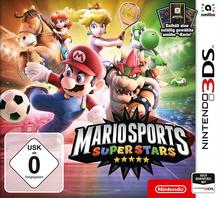 Verpackung von Mario Sports Superstars + amiibo-Karte [3DS]