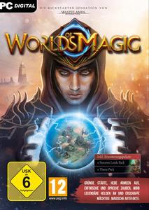 Verpackung von Worlds of Magic [PC]
