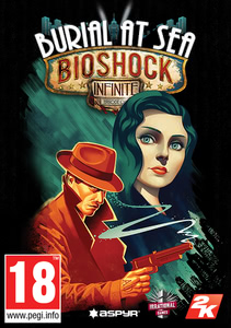 Packaging of BioShock Infinite: Burial at Sea Episode 1 [Mac]