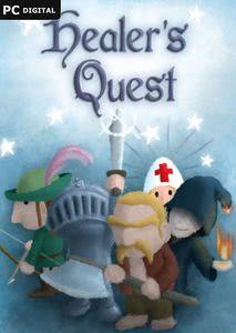 Emballage de Healer's Quest [PC]