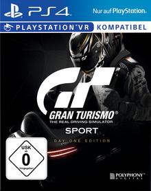Verpackung von Gran Turismo Sport Day One Edition [PS4]