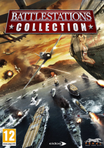 Packaging of Battlestations Collection [PC]