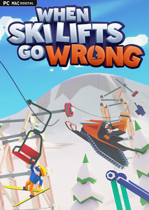 Packaging of When Ski Lifts Go Wrong [PC / Mac]
