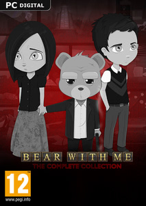 Packaging of Bear With Me: The Complete Collection [PC]