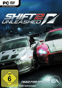 Verpackung von Need for Speed: Shift 2 Unleashed [PC]