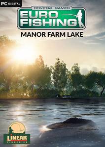 Packaging of Euro Fishing Manor Farm Lake [PC]