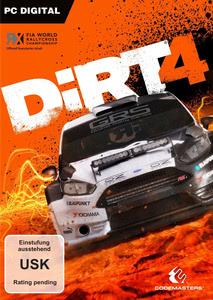 Verpackung von DiRT 4 [PC]