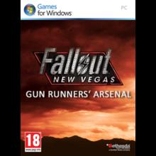 Packaging of Fallout: New Vegas: Gun Runner's Arsenal (DLC) [PC]