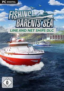Verpackung von Fishing: Barents Sea Line and Net Ships [PC]