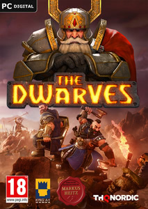 Packaging of The Dwarves [PC]