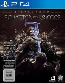 Verpackung von Mittelerde: Schatten des Krieges [PS4]