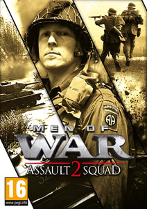 Packaging of Men of War Assult Squad 2 [PC]