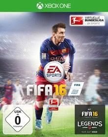 Verpackung von Fifa 16 [Xbox One]