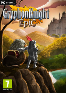 Packaging of Gryphon Knight Epic [PC]