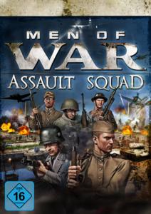 Verpackung von Men of War: Assault Squad [PC]