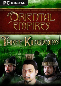 Packaging of Oriental Empires Three Kingdoms [PC]