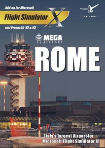 Packaging of FSX Mega Airport Rome [PC]