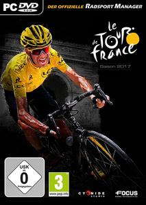 Verpackung von Tour de France 2017: Der offizielle Radsport Manager [PC]