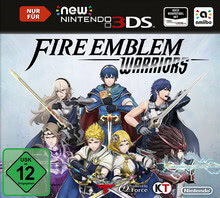 Verpackung von Fire Emblem Warriors [3DS]