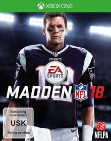 Verpackung von Madden NFL 18 [Xbox One]
