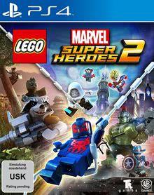 Verpackung von LEGO Marvel Super Heroes 2 [PS4]