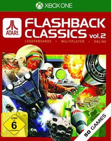 Verpackung von Atari Classics Vol. 2 [Xbox One]