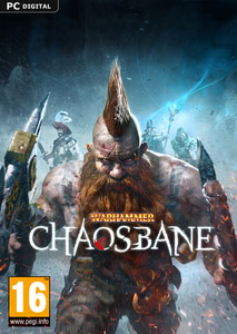 Packaging of Warhammer: Chaosbane [PC]