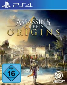 Verpackung von Assassin's Creed Origins [PS4]