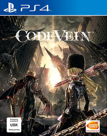 Verpackung von Code Vein [PS4]