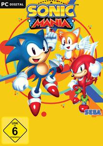 Verpackung von Sonic Mania [PC]