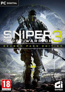 Packaging of Sniper Ghost Warrior 3 Season Pass Edition [PC]